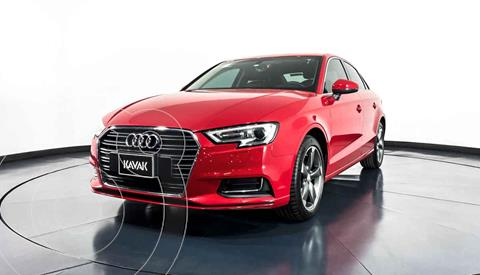 Audi A3 1.4L Dynamic Aut usado (2018) color Rojo precio $394,999