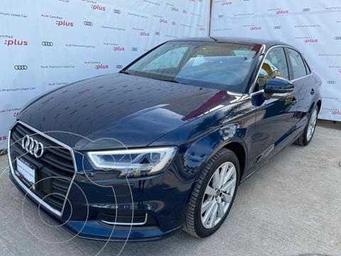 Audi A3 2.0L Select Aut usado (2018) color Azul precio $389,000