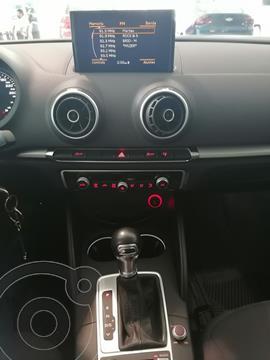 Audi A3 1.4L Ambiente usado (2016) color Rojo precio $279,000