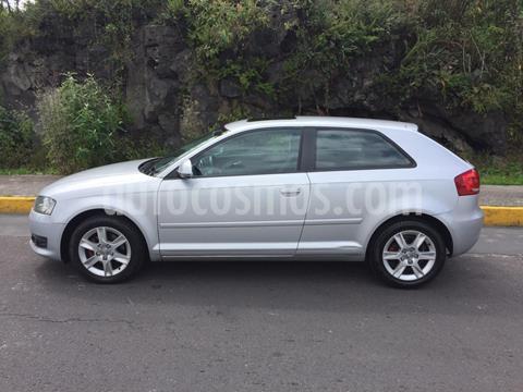 Audi A3 1.8T FSI Ambiente S-tronic usado (2009) color Plata precio $140,000