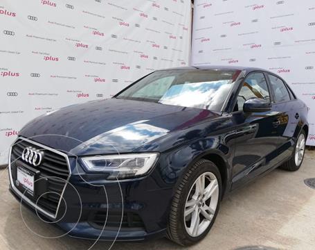 Audi A3 2.0L Dynamic Aut usado (2020) color Azul Oscuro precio $495,000