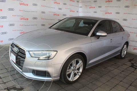 Audi A3 Sedan 1.4L Dynamic Aut usado (2018) color Plata precio $335,000