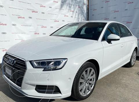 Audi A3 Sedan 1.4L Select Aut usado (2020) color Blanco precio $599,900