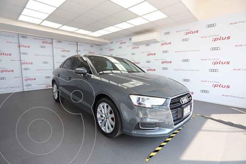 Audi A3 Sedan 1.4L Select Aut usado (2017) color Gris precio $365,000