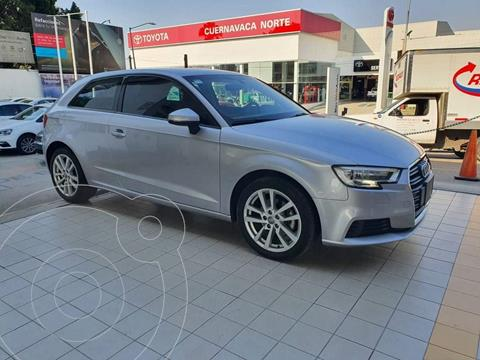 Audi A3 1.4L Dynamic usado (2018) color Plata precio $304,900