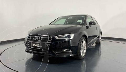 Audi A3 Cabriolet 1.8L Attraction Aut usado (2015) color Negro precio $327,999