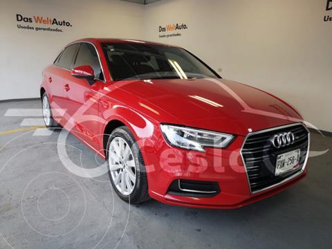 Audi A3 SEDAN 1.4TFSI COD 150HP SELECT usado (2019) color Rojo Tornado precio $455,000