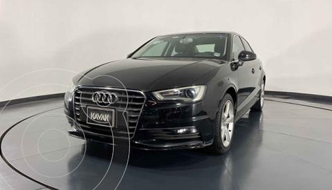 Audi A3 Sedan 1.4L Attraction Aut usado (2015) color Negro precio $297,999