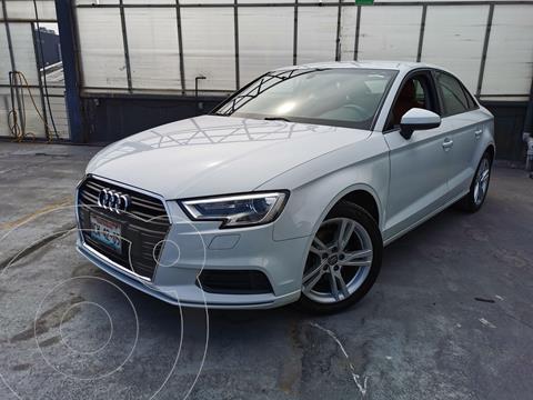 Audi A3 1.4L Dynamic usado (2018) color Blanco Glaciar precio $345,000