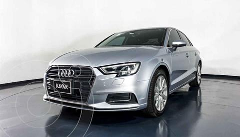 Audi A3 Sedan 2.0L Elite Aut usado (2017) color Plata precio $392,999