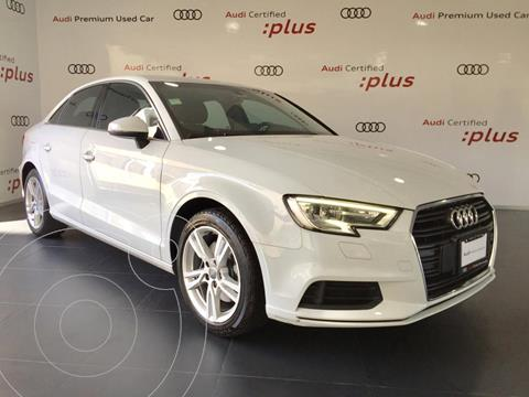 Audi A3 Sedan 2.0L Dynamic Aut usado (2019) color Blanco precio $490,000