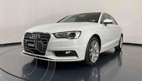 Audi A3 Sedan 1.4L Select Aut usado (2017) color Blanco precio $319,999