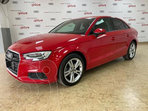 Audi A3 1.4L Dynamic usado (2019) color Rojo precio $390,000