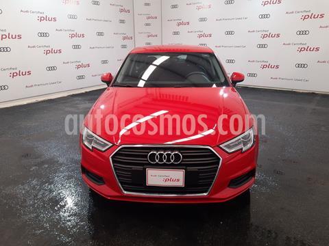 Audi A3 Sedan 2.0L Dynamic Aut usado (2019) color Rojo precio $450,000