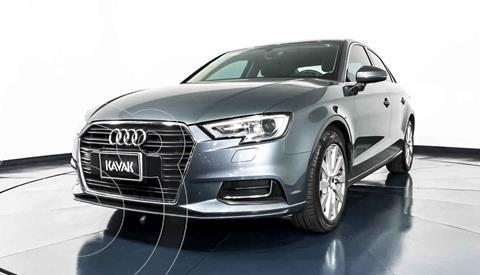 Audi A3 Sedan 1.4L Select Aut usado (2018) color Gris precio $372,999