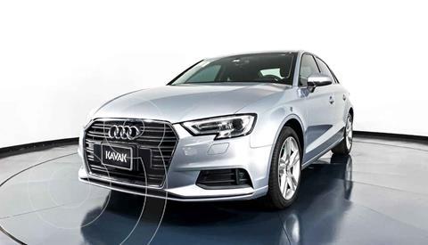 Audi A3 Sedan 1.4L Dynamic Aut usado (2018) color Plata precio $359,999