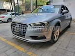 Foto venta Auto usado Audi A3 Sedan 1.4L Ambiente Aut (2016) color Plata precio $295,000