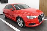 Foto venta Auto usado Audi A3 Sedan 1.4L Dynamic Aut (2018) color Rojo precio $359,000