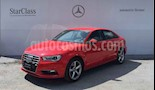 Foto venta Auto usado Audi A3 Sedan 1.8L Ambiente Aut (2016) color Rojo precio $309,900