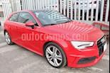 Foto venta Auto Seminuevo Audi A3 Sedan 1.8L S Line Aut (2016) color Rojo precio $375,000