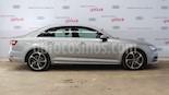 Foto venta Auto usado Audi A4 2.0 T S Line (190hp) (2018) color Gris precio $605,000