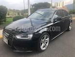 Foto venta Auto usado Audi A4 2.0L T Sport S-Tronic Quattro (2013) color Negro precio $249,900