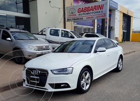 Audi A4 Avant 2.0 TDI Plus usado (2013) color Blanco precio $2.800.000