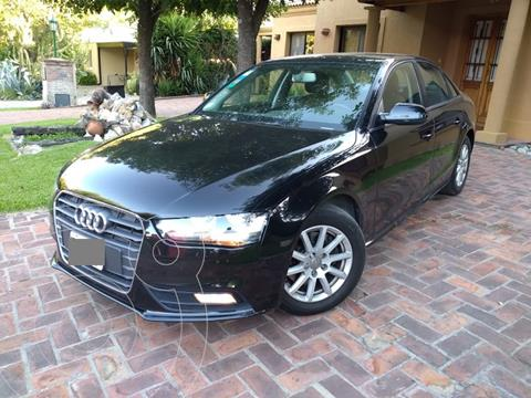 Audi A4 1.8 T FSI Attraction (170Cv) usado (2013) color Negro Phantom precio u$s13.200