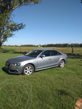 Audi A4 1.8 T FSI usado (2009) color Gris Quarzo precio $1.790.000