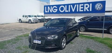 Audi A4 2.0 T FSI Attraction Multitronic (211Cv) usado (2013) color Gris Meteorito precio u$s22.000