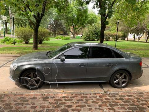 Audi A4 3.0 T FSI Quattro S-tronic usado (2013) color Gris precio u$s19.900