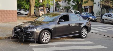 Audi A4 1.8 T FSI Attraction  usado (2013) color Gris Cuarzo precio u$s13.000