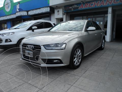Audi A4 1.8 T FSI Attraction Multitronic  usado (2014) color Gris Cuarzo financiado en cuotas(anticipo $1.240.000)