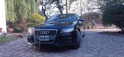 Audi A4 1.8 T FSI Attraction Multitronic  usado (2012) color Negro precio $2.000.000