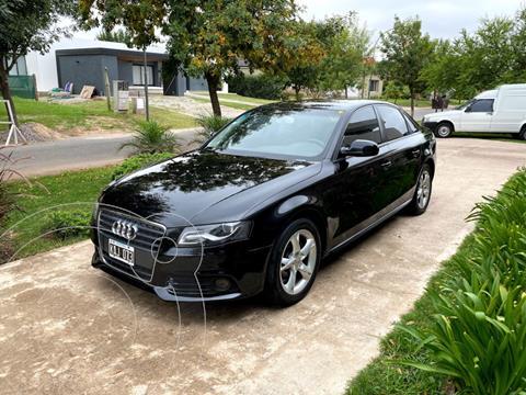Audi A4 Avant 2.0 TDI Plus usado (2009) color Negro precio $1.800.000