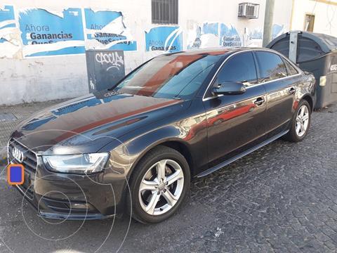 Audi A4 2.0 T FSI Attraction Quattro S-tronic usado (2012) color Gris precio u$s12.700