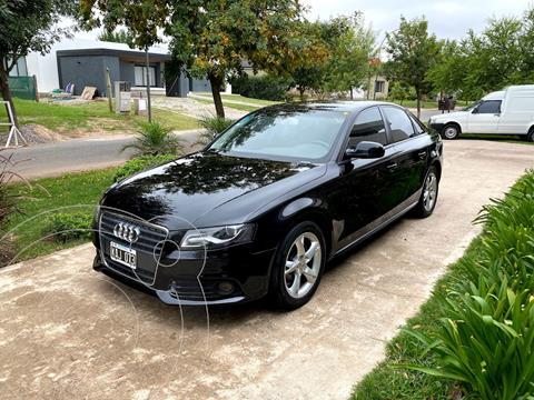 Audi A4 2.0 TDi (143Cv) Sport usado (2011) color Negro precio $1.800.000
