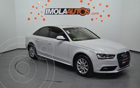 Audi A4 1.8 T FSI Attraction Multitronic  usado (2012) color Blanco precio $2.300.000