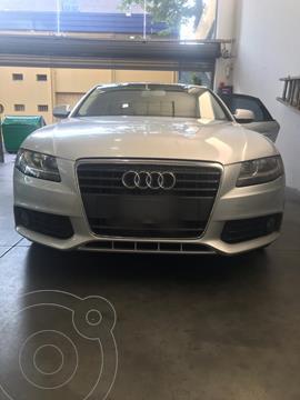 Audi A4 1.8 T FSI Attraction (160Cv) usado (2011) color Gris Cuarzo precio $1.400.000
