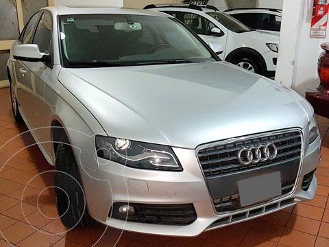 Audi A4 1.8 T FSI Multitronic Sport Plus usado (2011) color Gris precio $1.850.000