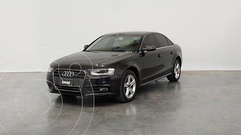 foto Audi A4 1.8 T FSI Ambition Multitronic  usado (2014) color Negro Phantom precio $2.490.000