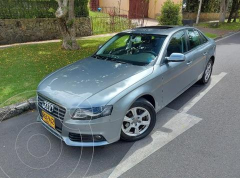 Audi A4 1.8L TFSI Multitronic Comfort usado (2011) color Plata precio $50.900.000