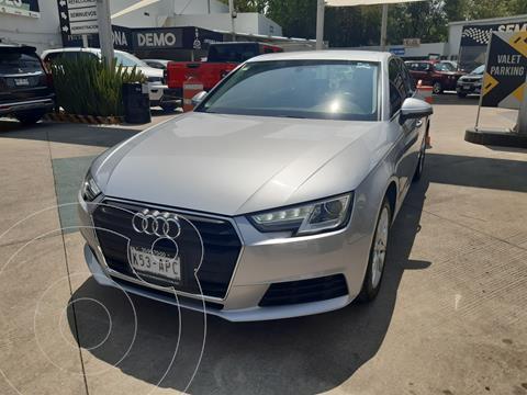 Audi A4 2.0 T Dynamic (190hp) usado (2017) color Plata Hielo precio $355,000