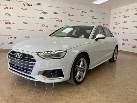 Audi A4 2.0 T Select (190hp) usado (2021) color Blanco precio $780,000