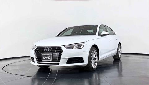 Audi A4 2.0 T Dynamic (190hp) usado (2017) color Blanco precio $367,999