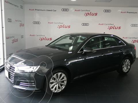 Audi A4 2.0 T Dynamic (190hp) usado (2018) color Gris Meteoro precio $425,000