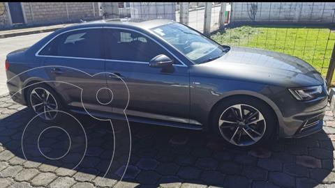 Audi A4 2.0 T S Line (190hp) usado (2017) color Gris precio $415,000
