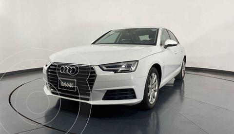 Audi A4 2.0 T Select Quattro (252hp) usado (2017) color Blanco precio $357,999