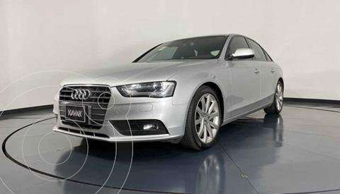 Audi A4 2.0L T Luxury usado (2013) color Plata precio $244,999