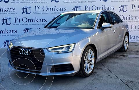 Audi A4 2.0 T Select (190hp) usado (2017) color Plata Dorado precio $375,000